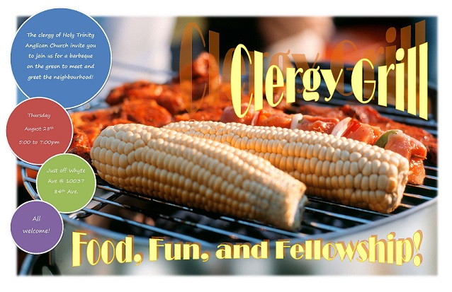 Clergy Grill