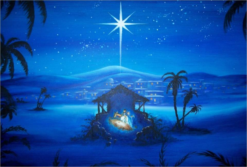 bring your family friends and neighbours and come to celebrate the feast of the incarnation on christmas eve and day at holy trinity everyone is welcome - When Was The First Christmas