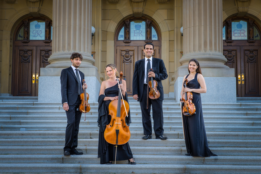 The Vaughan String Quartet