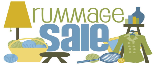 HUGE RUMMAGE SALE