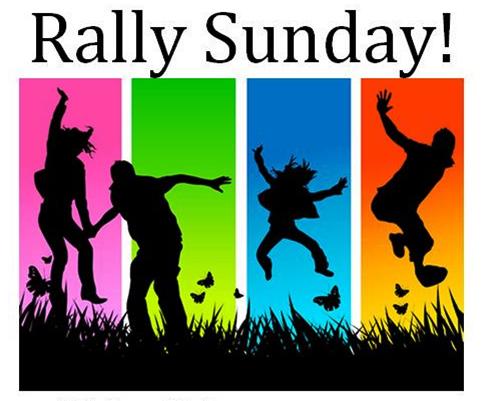 Rally Sunday!