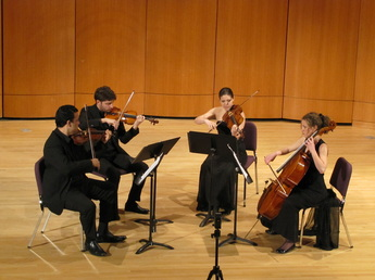 Vaughan String Quartet: 4 and More Series