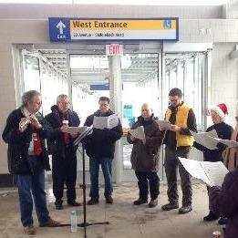 Go Sing It on the LRT