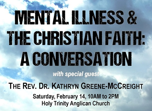 Mental Illness and the Christian Faith: A Conversation