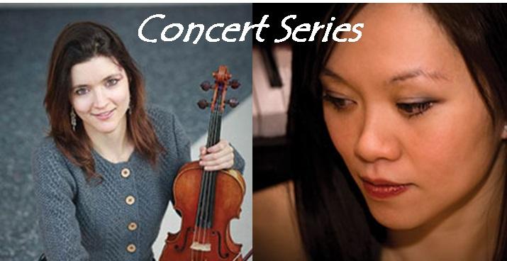 Concert Series: Virginie Gagné and Sarah Ho