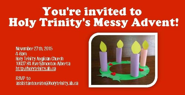 Messy Advent