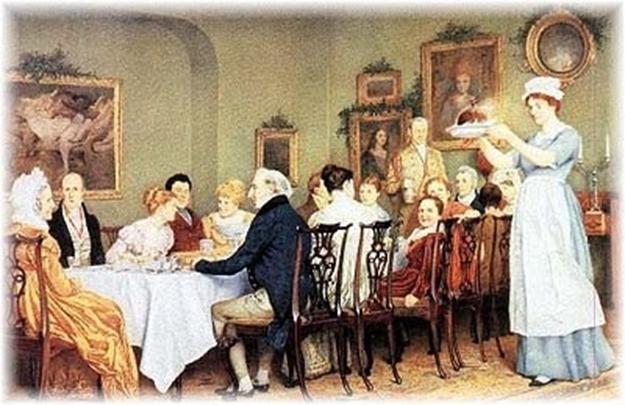 Regency Hymn Service & Candlelit Holiday Tea