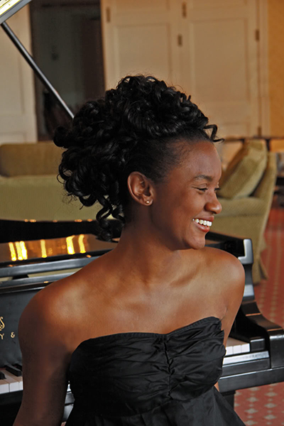 Holy Trinity Concert Series Presents, Ronée Boyce, Piano